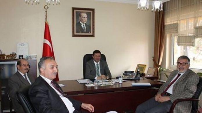 İnönü'de Zafer Kutlamaları İçin Komite Toplantısı