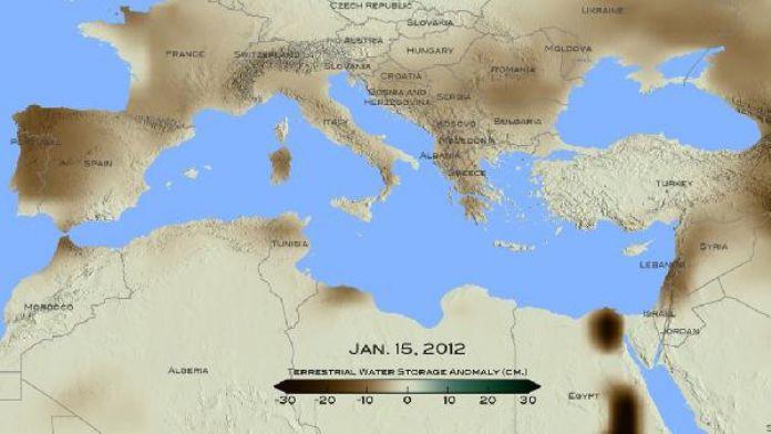 NASA'nın bulguları Türkiye'de 900 yılın en kötü kuraklığına işaret ediyor