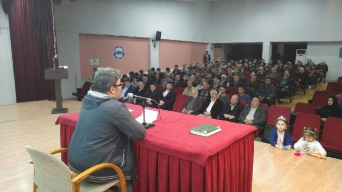 Afyonkarahisar'da 'Erbakan'ı Anlamak' İsimli Bir Konferans Düzenlendi