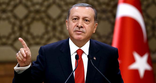 Erdoğan:Ülkemi karıştırmaya kimsenin hakkı yok!