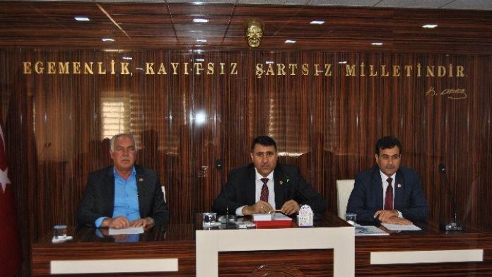 İl Genel Meclisi Mart Ayı Toplantılarına Başladı