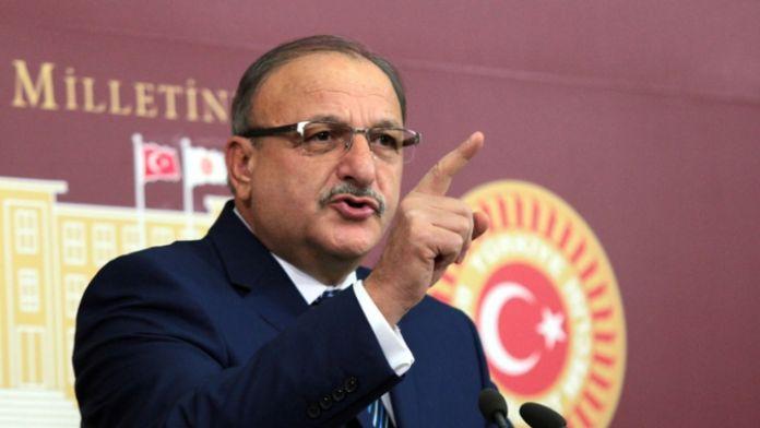 Oktay Vural yine CHP'yi hedef aldı