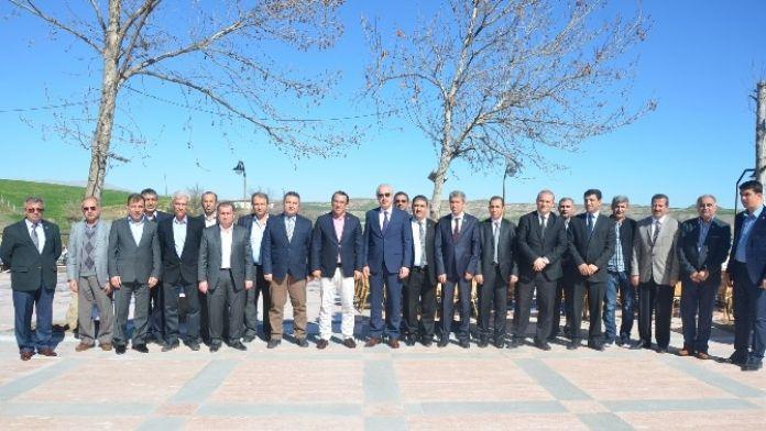 Kahta'da Vergi Haftası Etkinliği