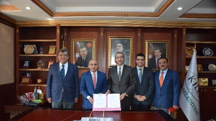 Kilis Belediyesi İle 7 Aralık Üniversitesi İş Birliği Protokolü İmzalandı