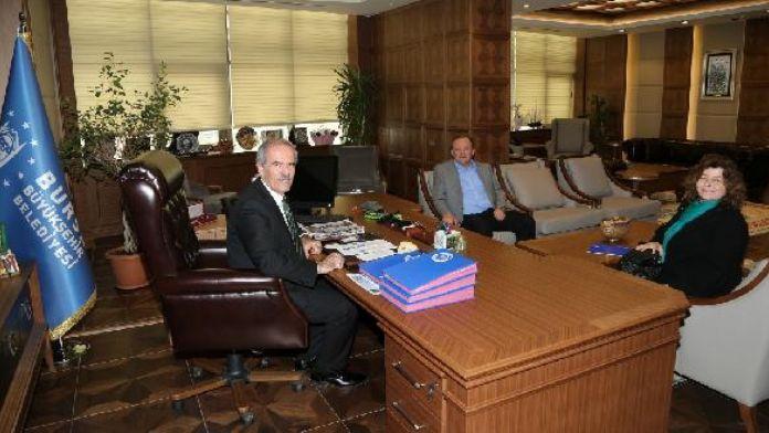 Başkan Altepe: Bursa'da sırada tank üretimi var