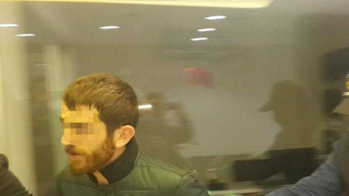 30 kişinin adliye önünden kaçırdığı tutuklu yakalandı
