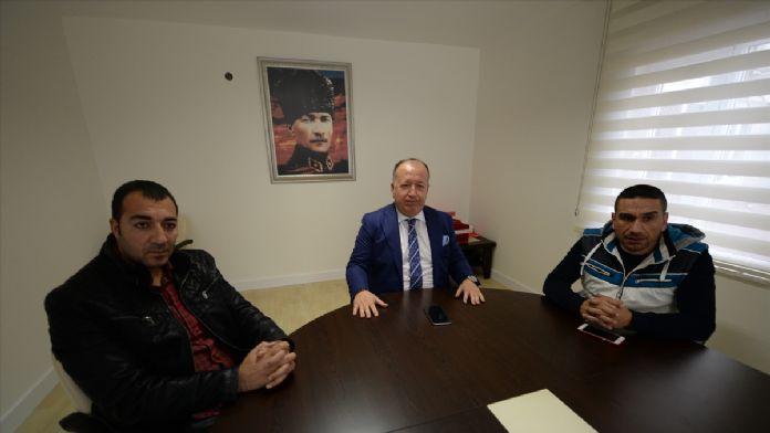 Antalyaspor Başkanı Gencer, tribün liderleriyle buluştu
