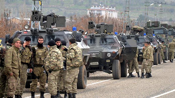 Mardin'den acı haber 3 asker şehit