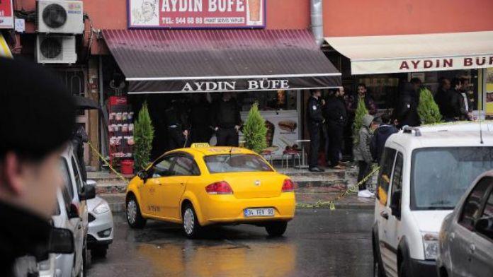 Ek fotoğraf // Çevik Kuvvet yerleşkesine silahlı saldırı