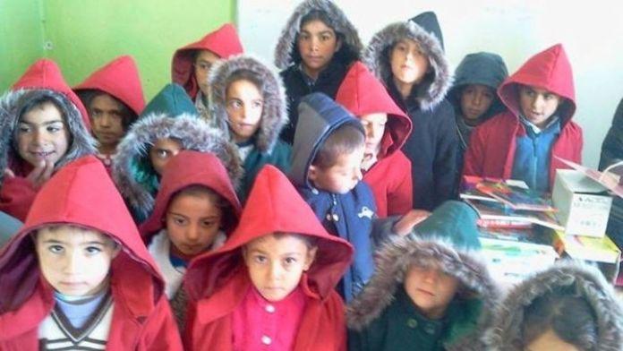 Diyadin'de 5 Bin Öğrenciye Yardım Topladı
