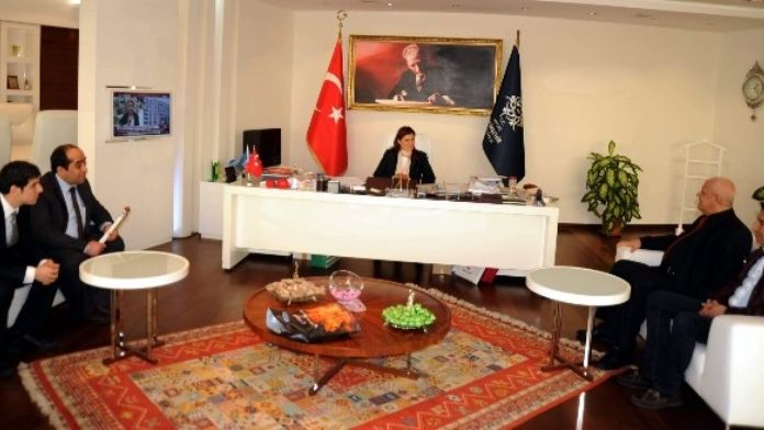 Engelliler Başkan Çerçioğlu'na Teşekkür Etti