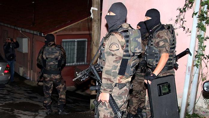 Şanlıurfa'da PKK operasyonunda 4 tutuklama