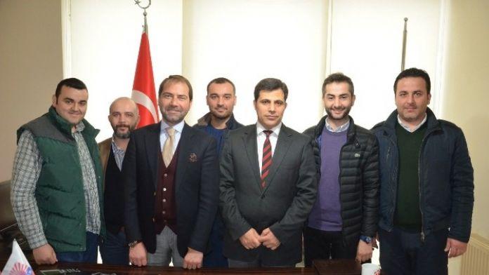 Başsavcı Bayçelebi'den Fagiad'a Ziyaret