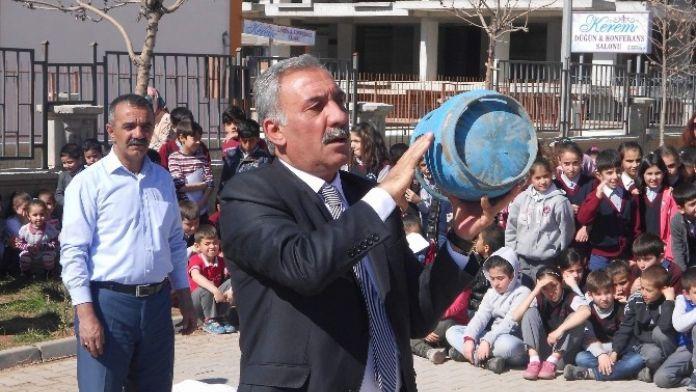 Siirt'te Yangın Tatbikatı Düzenlendi