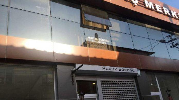 Sakarya Barosu'ndan 'Hukuk Bürosu' baskını