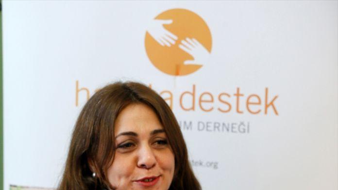 Suriyeli sığınmacılara gönül desteği
