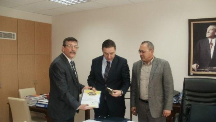Esabder Üyeleri Görüş Ve Önerilerini Bakanlığa Sundu