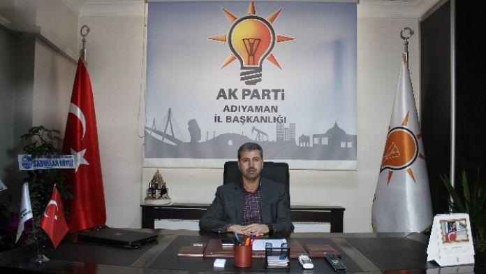 AK Parti Adıyaman İl Yönetimi Belli Oldu