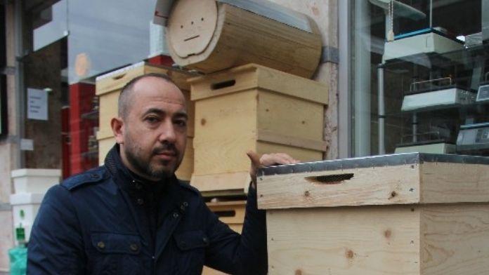 'Arı Terazisi' Arıcıların Hayatını Kolaylaştıracak
