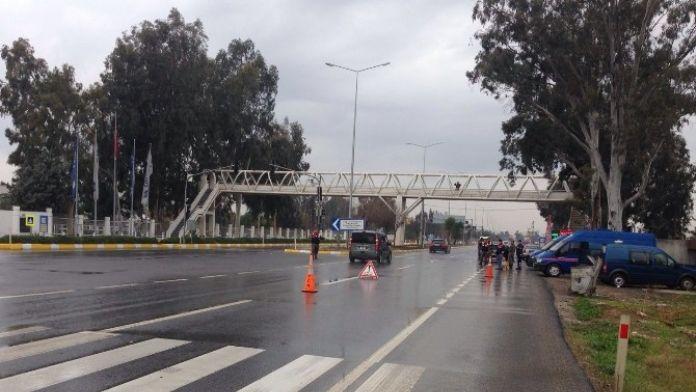 Cezaevi Firarisi Mersin'de Yakalandı