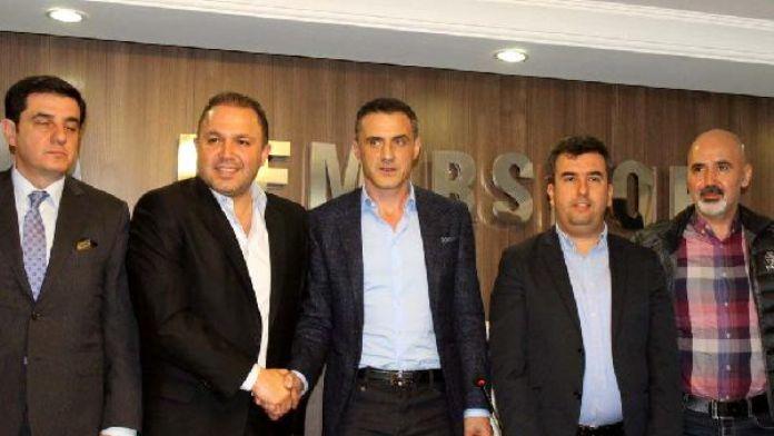 Adana Demirspor Tayfur Havutçu ile sözleşme imzaladı