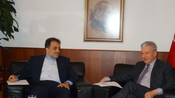 İzmir Ticaret Odası Başkanı Demirtaş'tan D-8 daveti
