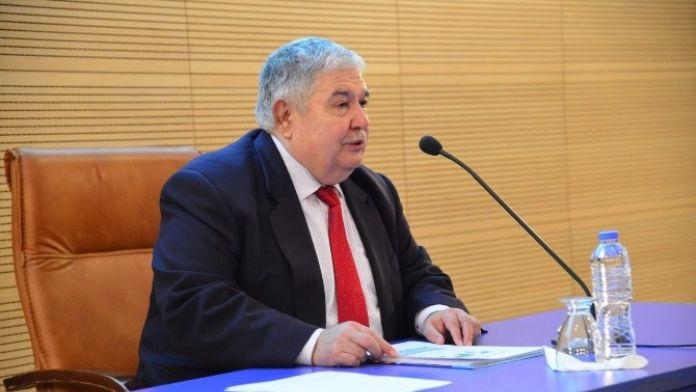 Uşak'ta 'Türkiye'de Bor Kaynakları Ve Önemi' Adlı Konferans Düzenlendi