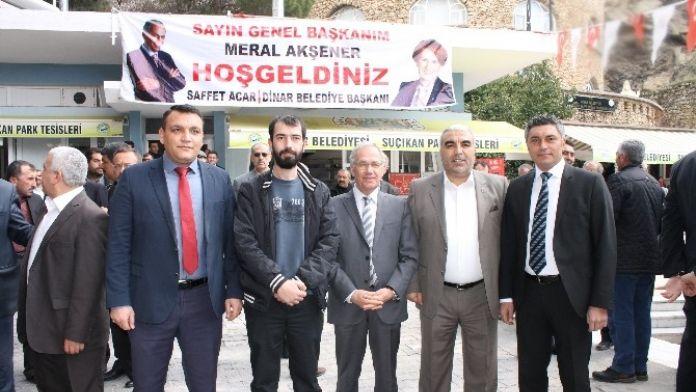 Meral Akşener'e 'Genel Başkanım' Dedi, Hakkında Soruşturma Açıldı