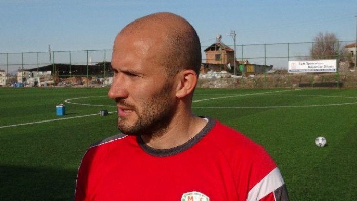Yeşilyurtspor'un Makedon Futbolcusu İddialı