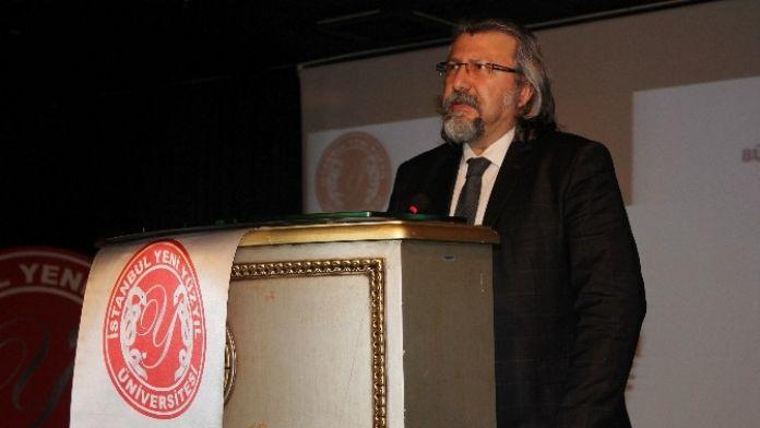 Prof. Dr. H. Cüneyt Ulutin: 'İş Sağlığı Ve Güvenliği Konusunu Bir Bilim Dalı Haline Getirmeliyiz'