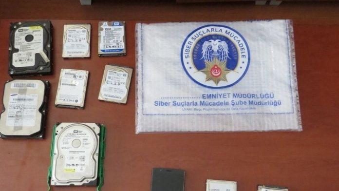 Afyonkarahisar'da Çağrı Merkezine Polis Baskını