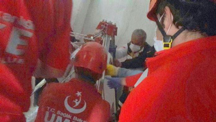 Kireç silosuna düşen işçi öldü