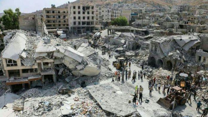 İngiltere, Almanya, Fransa ve Rusya 'Suriye'yi konuşacak