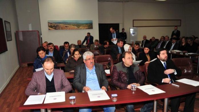 Orhangazi Belediye Meclisi Toplandı