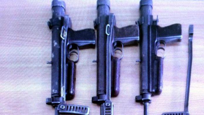 Gaziantep'te silahları bırakıp kaçan PKK ve Hizbullah üyeleri aranıyor