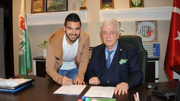 Bursaspor'da Aziz Eraltay'ın sözleşmesi uzatıldı