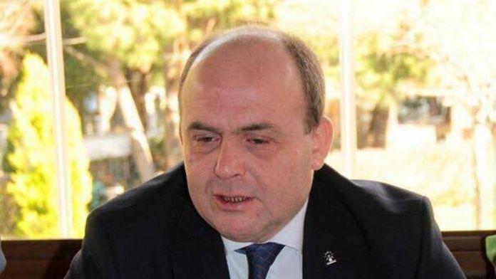 AK Parti İl Başkanı Gürcan'dan Taziye Mesajı