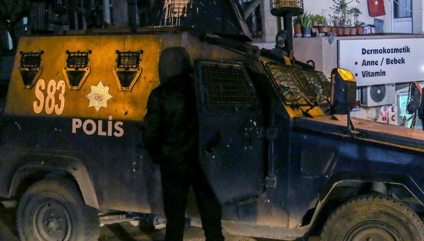 İstanbul'da terör gecesi!