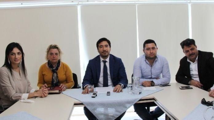 AK Parti İlçe Başkanı Ünlü'den Eğitim Müjdeleri