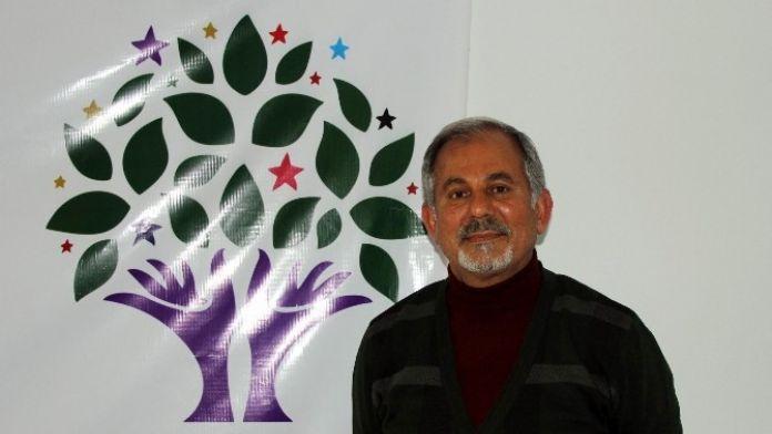 HDP'nin Asker Kökenli Eski Milletvekili Adayı Hasan Sarı: