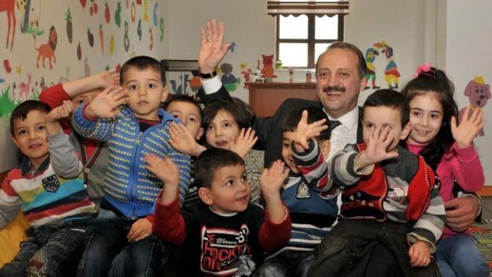 Mamak Belediyesi 'Çocuk Dostu Şehirler' Projesinin İlk Aşaması Sona Erdi