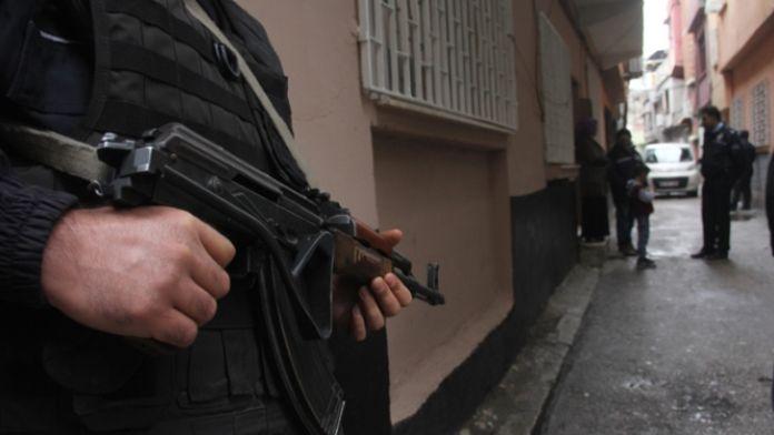 PKK'nın gençlik yapılanmasına operasyon:4 gözaltı