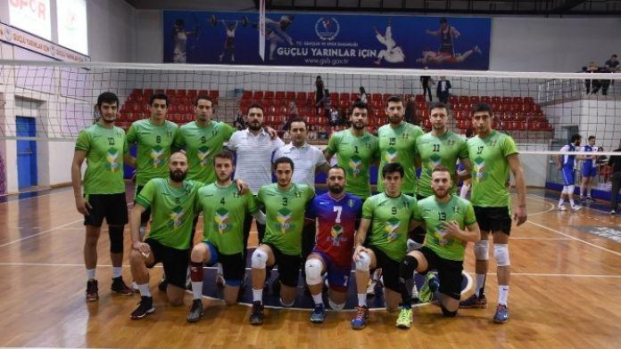 Düzce Belediyespor Voleybol Takımı Yerini Korumak İstiyor