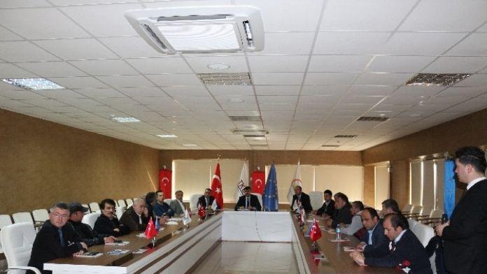 TKDK Giresun'da Hayvancılık Çalıştayı Düzenledi