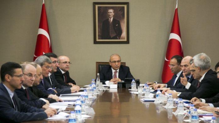 Reform Kurulu 10. kez toplandı