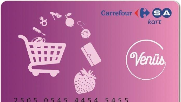 Carrefoursa'dan, Kadınlara Özel Venus Kart