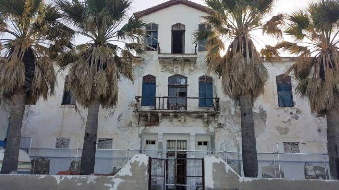 Atatürk'ün Vals Yaptığı Bina Restore Ediliyor