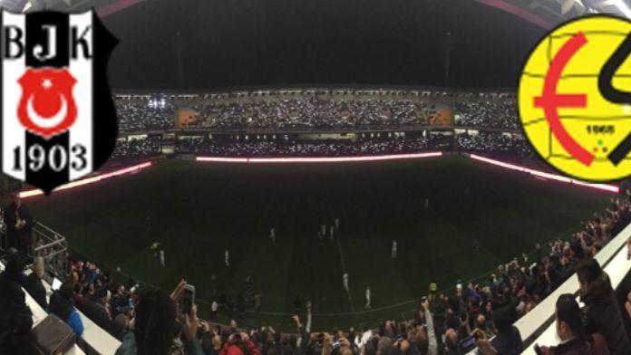 Eskişehirspor maçı Fatih Terim Stadı'nda