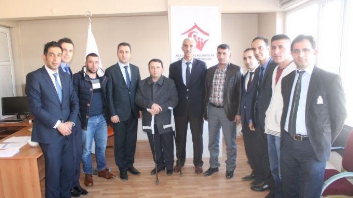 ASP Gençlik Ve Spor Kulübü Derneğinin İlk Olağan Genel Kurul Toplantısı Yapıldı