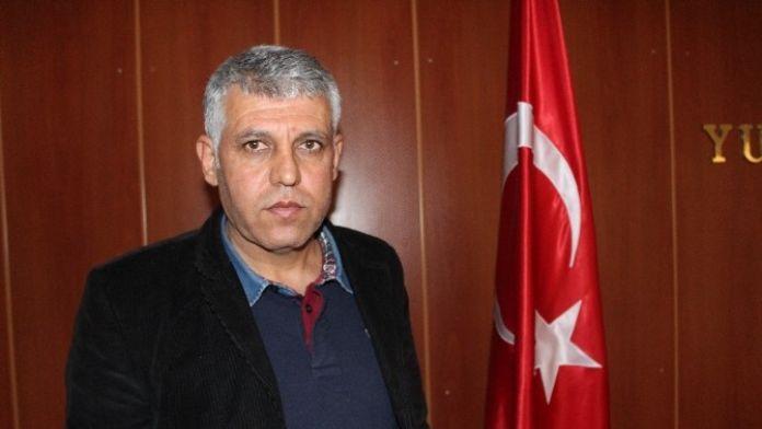 AK Parti Samsat İlçe Başkan Hasan Erdem: